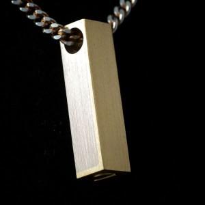 Gouden ashanger