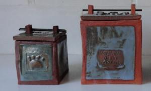 KVB urn vierkant