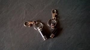 As sleutelhanger