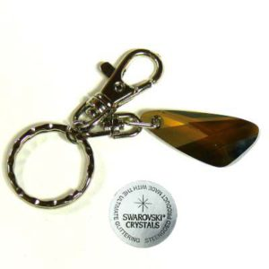 Swarovski sleutelhanger voor as of haartjes