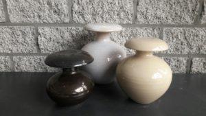 Urn paddenstoelvorm
