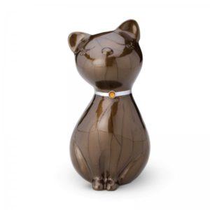 Urn kat swarovski chocolade